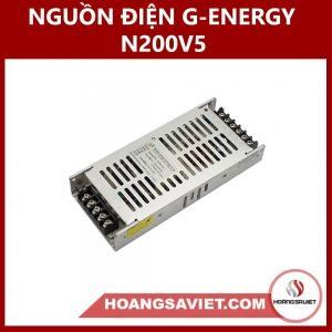Nguồn Điện Cung Cấp Cho Màn Hình Led G-ENERGY N200V5