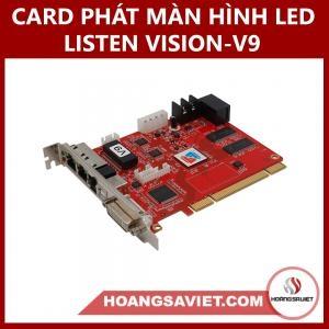 CARD PHÁT MÀN HÌNH LED LISTEN VISION - V9