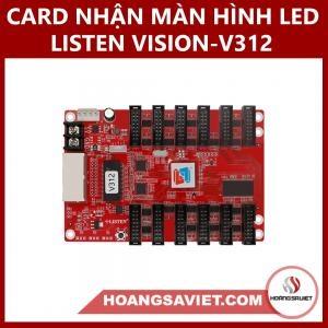 CARD NHẬN MÀN HÌNH LED LISTEN VISION - V312