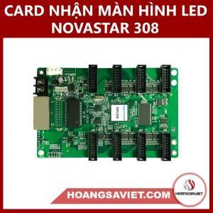CARD NHẬN MÀN HÌNH LED NOVASTAR 308 (RECEIVE CARD)