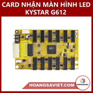 CARD NHẬN MÀN HÌNH LED KYSTAR G612