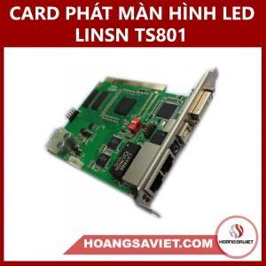 CARD PHÁT MÀN HÌNH LED LINSN TS801