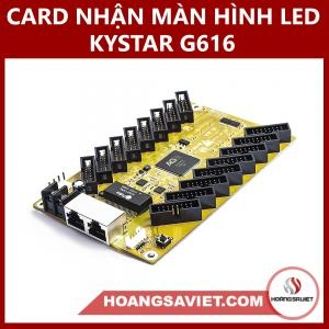 CARD NHẬN MÀN HÌNH LED KYSTAR G616