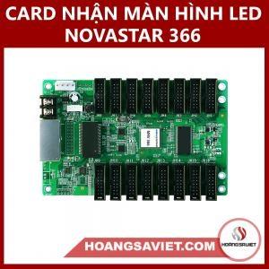 CARD NHẬN MÀN HÌNH LED NOVASTAR 366 (RECEIVE CARD )