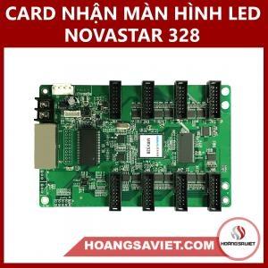 CARD NHẬN MÀN HINH LED NOVASTAR 328 (RECEIVE CARD)