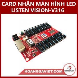 CARD NHẬN MÀN HÌNH LED LISTEN VISION- V316