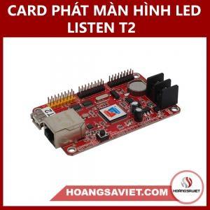 CARD PHÁT MÀN HÌNH LED LISTEN T2