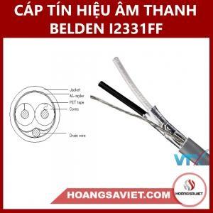 Cáp Tín Hiệu âm Thanh Belden I2331FF (USA)