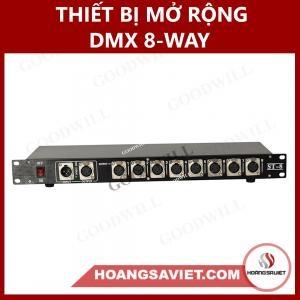 Thiết Bị Mở Rộng DMX 8-WAY