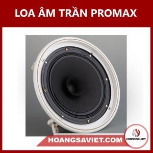 Promax CF80 8.0 Inch Loa âm Trần Cao Cấp