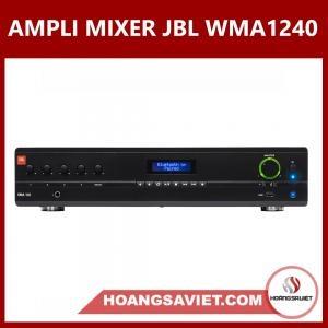 Amplifier Mixer JBL WMA1240 (Dùng Cho Hệ Thống PA)