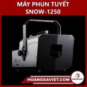 Máy Phun Tuyết SNOW-1250