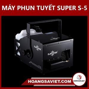 Máy Phun Tuyết Super S-5