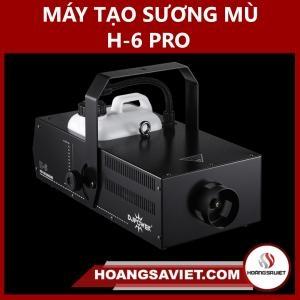 Máy Tạo Sương Mù H-6 PRO