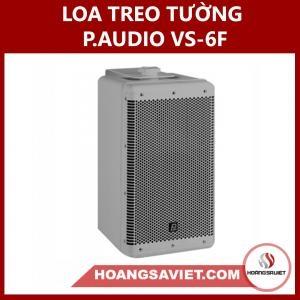 Loa P.audio VS-6F Nhập Khẩu Chính Hãng Thái Lan