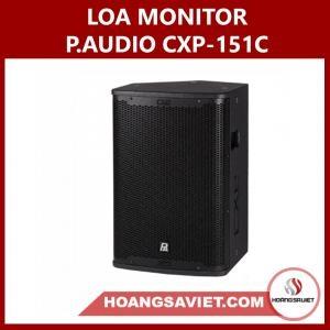 Loa Monitor đồng Trục Paudio CXP-151C Active Liền Công Suất