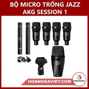 Bộ Micro Trống Jazz AKG SESSION1