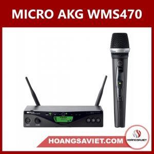 Micro AKG WMS470 C5 Chính Hãng Giá Rẻ
