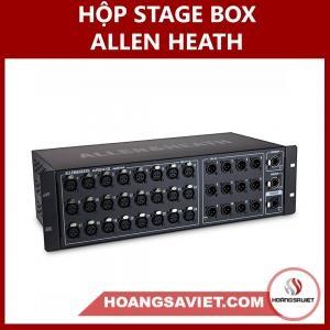 Hộp Stage Box Allen Heath AR2412 (Hộp Kết Nối Tín Hiệu)