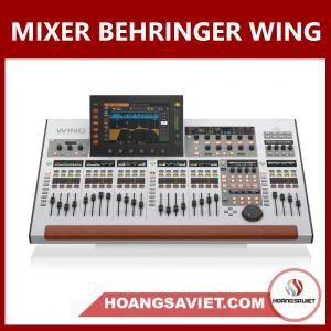 Mixer Behringer Wing