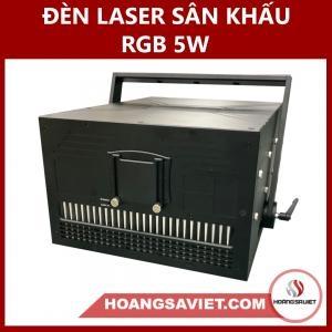 Đèn Laser Sân Khấu RGB 5W (Laze)