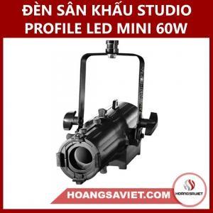 Đèn Sân Khấu Studio Profile Led Mini 60W