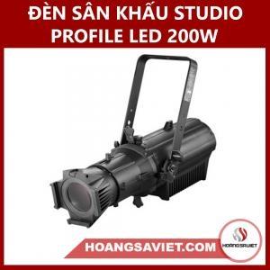 Đèn Sân Khấu Studio Profile Led 200W