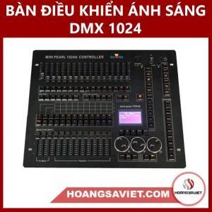 Bàn Điều Khiển Ánh Sáng DMX 1024