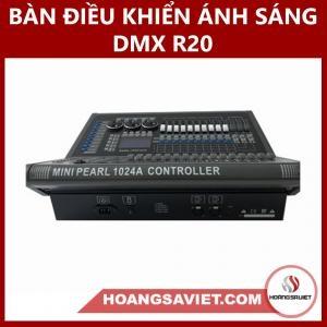 Bàn Điều Khiển Ánh Sáng DMX R20 Format
