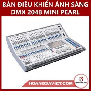 Bàn Điều Khiển Ánh Sáng DMX 2048 MINI PEARL