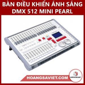 Bàn Điều Khiển Ánh Sáng DMX 512 MINI PEARL