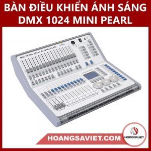 Bàn Điều Khiển Ánh Sáng DMX 1024 MINI PEARL