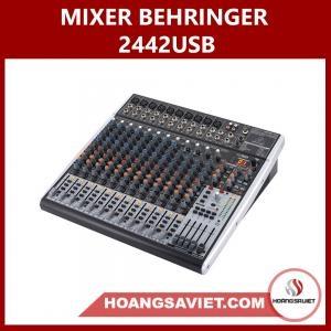 Mixer Behringer 2442USB