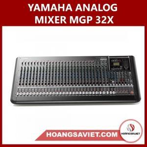 Yamaha Analog Mixer MGP32X
