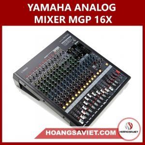 Yamaha Analog Mixer MGP16X