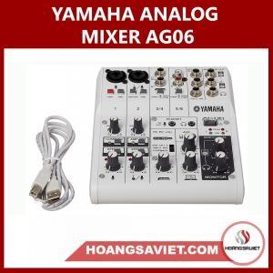 Yamaha Analog Mixer AG06