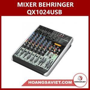 Mixer Behringer QX1204USB