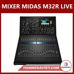 Mixer Digital Midas M32RLIVE