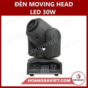 Đèn Moving Head Led 30W
