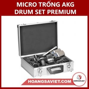Bộ Micro Trống AKG Drum Set Premium