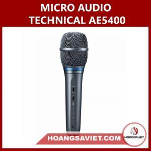 Micro Audio Technica AE5400