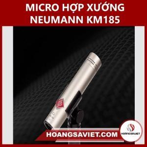 Micro Hợp Xướng Neumann KM185
