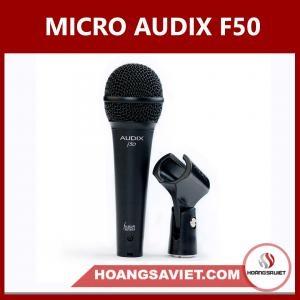 Micro Audix F50