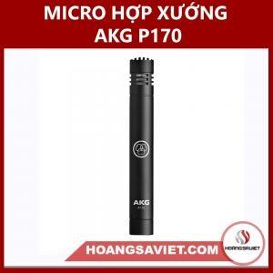 Micro Hợp Xướng AKG P170