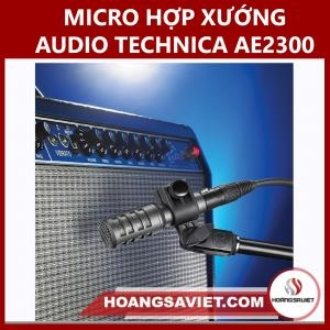 Micro Hợp Xướng Audio Technica AE2300