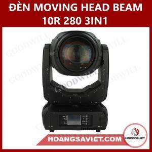 Đèn Moving Head Beam 10R 280 3IN1