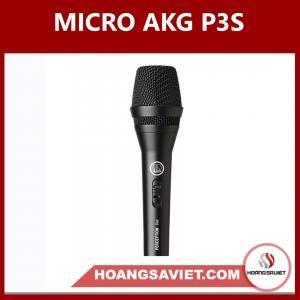 Micro AKG P3S
