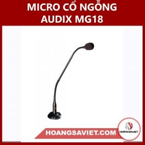 Micro Cổ Ngỗng Audix MG18