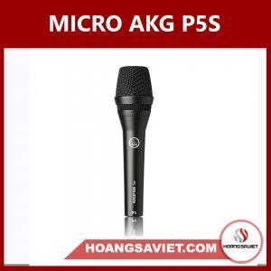 Micro AKG P5S