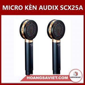 Micro Kèn Audix SCX25A